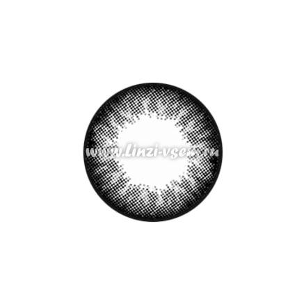 Цветные линзы EOS GBK1 Black Фото 4